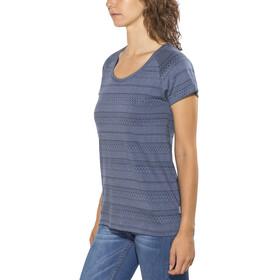 Elkline Marbella T-Shirt Women blueshadow-blue